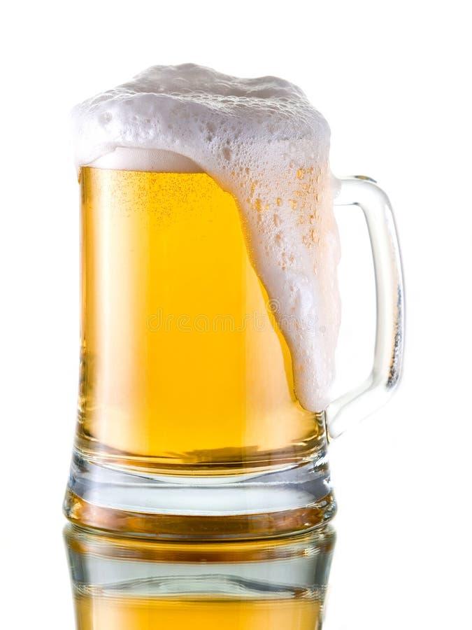 啤酒 免版税库存照片