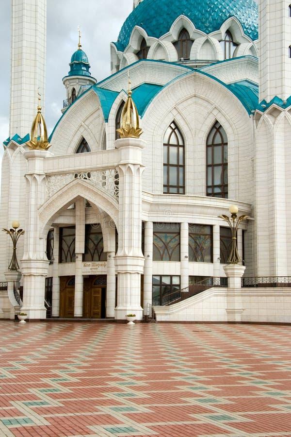 喀山清真寺 库存图片