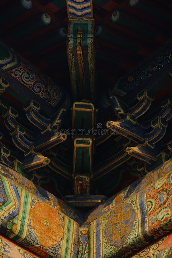 喇嘛寺庙 免版税库存图片