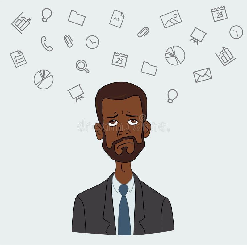 Download 喜爱的节目和工具经理项目,企业分析家 库存例证. 插画 包括有 动画片, 连接数, 通信, 设计, 线路 - 62537490