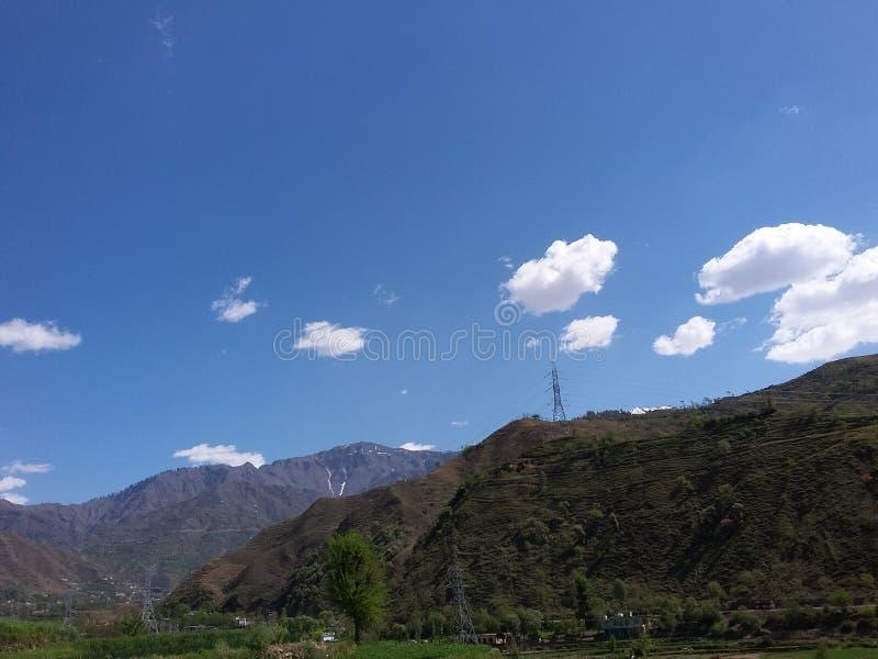 喜马拉雅山山 免版税库存图片