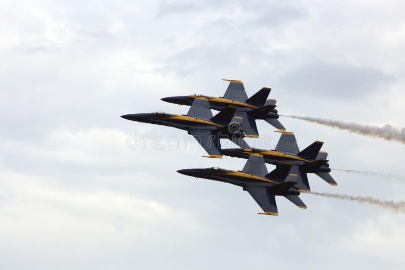 喷射海军 库存图片