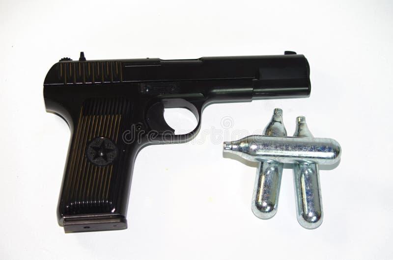 黑喷枪 式样TT (1943年) 免版税库存照片