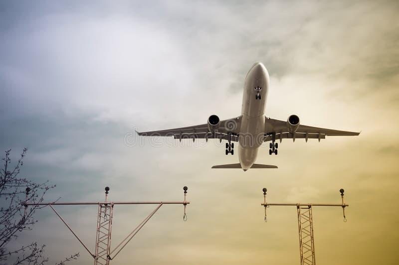 喷气机乘客 库存图片