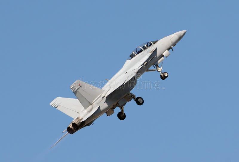 喷气机海军我们 免版税库存照片