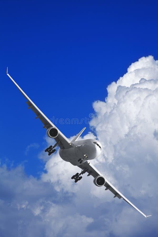 喷气机 图库摄影