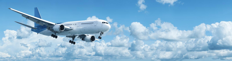 喷气机 库存图片