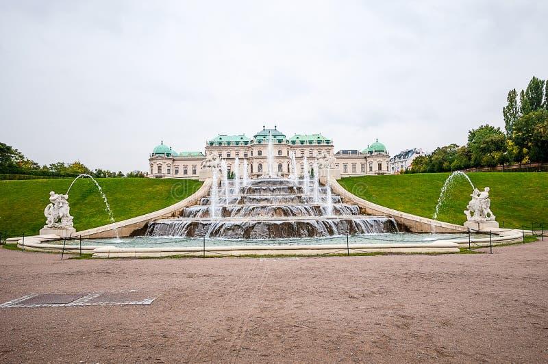 Download 喷泉在眺望楼公园在维也纳,奥地利 库存图片. 图片 包括有 门面, 地标, 资本, 庭院, 维也纳, 著名 - 62539871