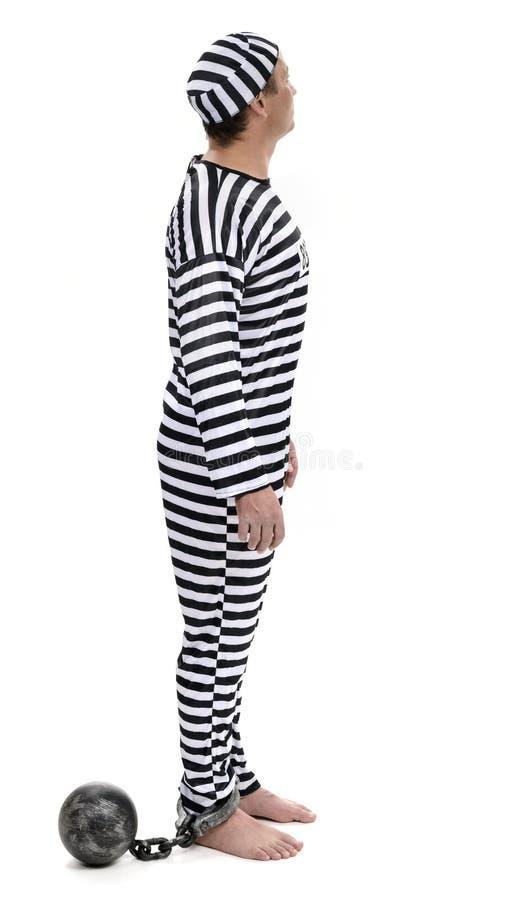 囚犯 免版税库存图片
