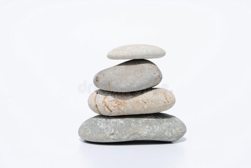 四块石头禅宗 库存图片