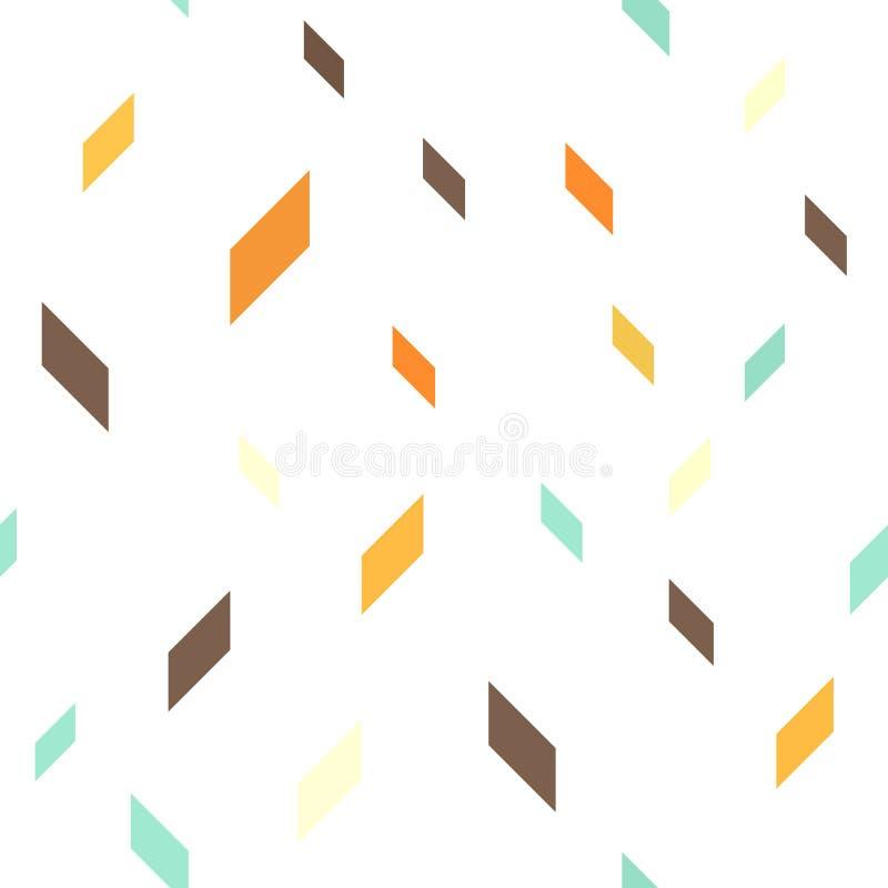 四边形样式 r 库存例证