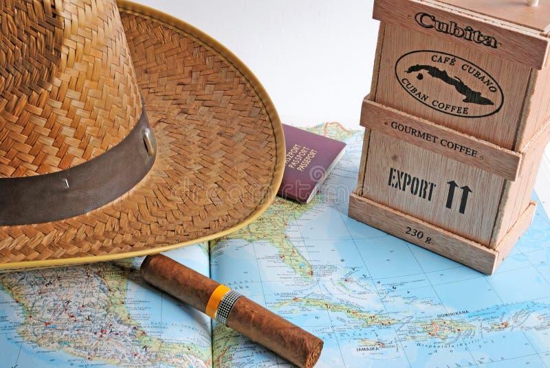 回到古巴 免版税图库摄影