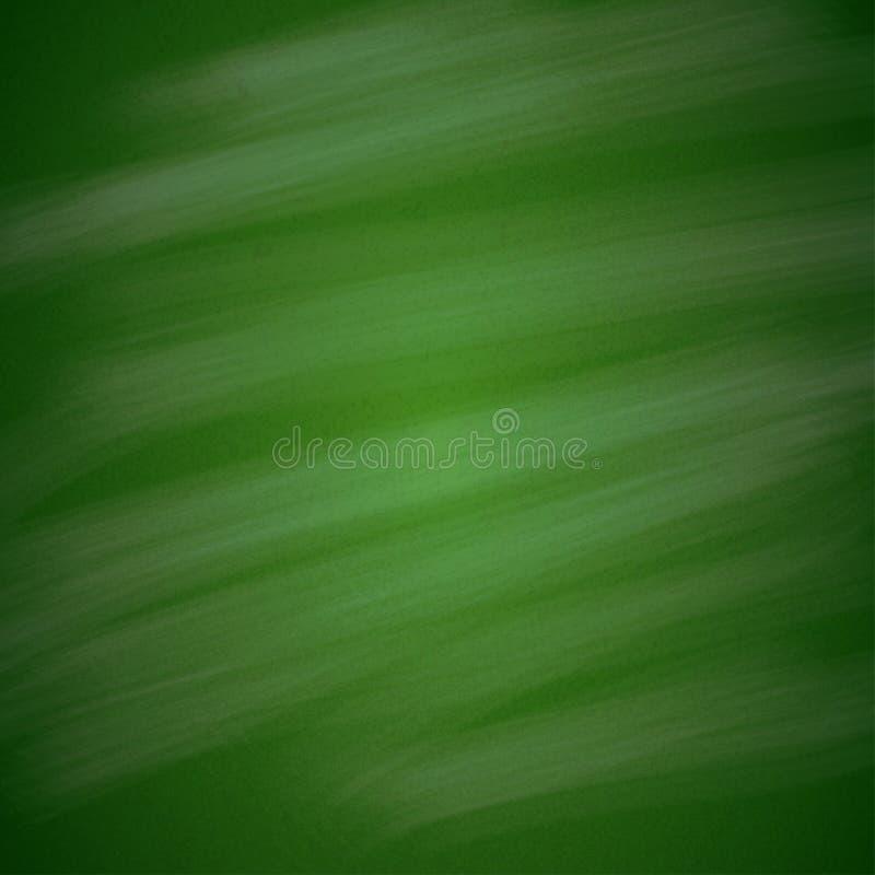 回到学校绿色黑板背景 向量例证