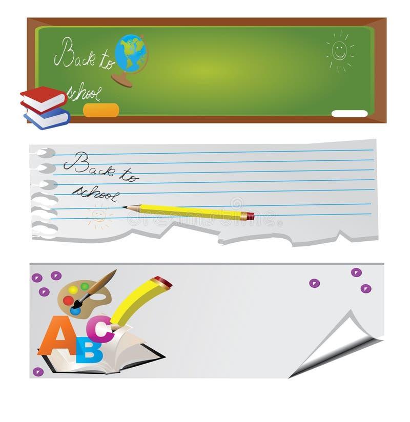 Download 回到横幅学校被设置 向量例证. 插画 包括有 想象力, 基本, 子项, 毕业, 地球, 五颜六色, 格式 - 15683660