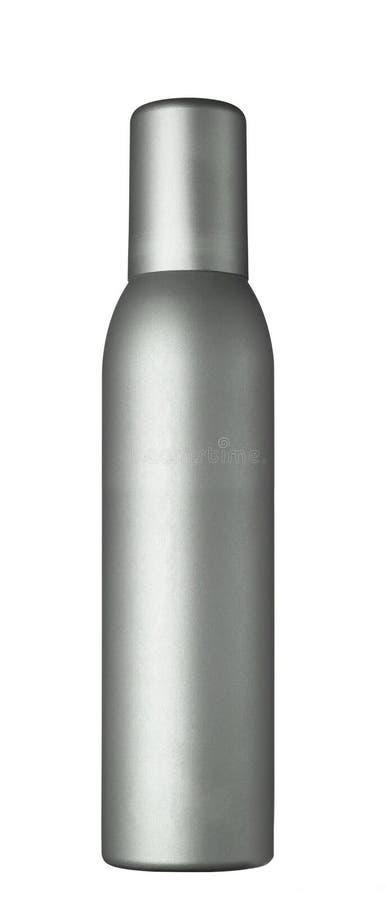 回报一个金属浪花瓶 免版税库存照片
