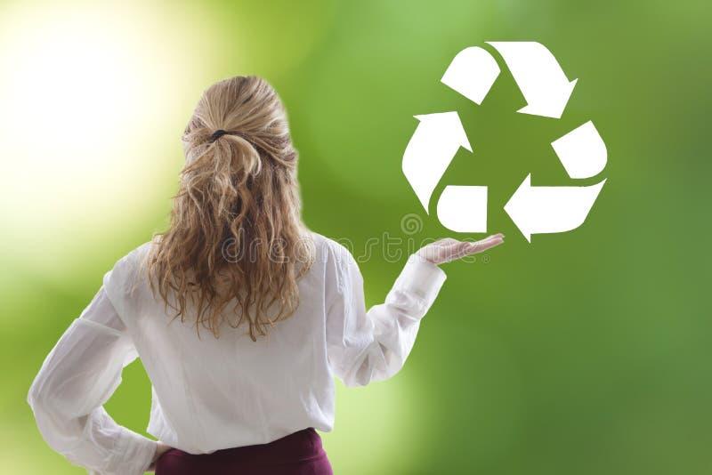 回收概念 库存照片