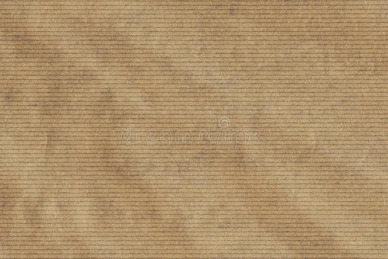 回收纸被弄皱的难看的东西纹理 免版税库存照片
