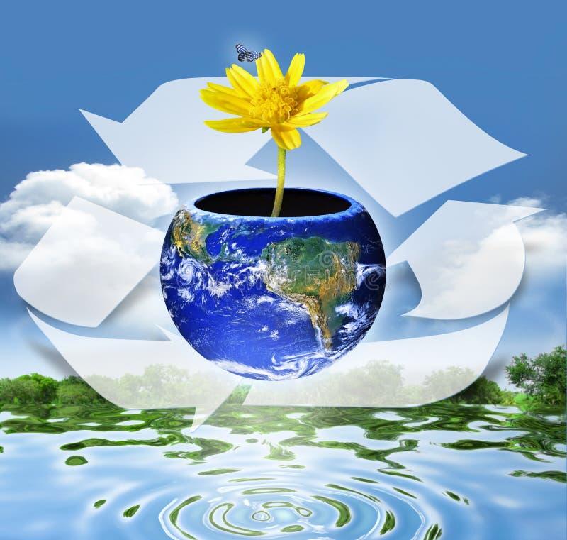 回收资源 免版税图库摄影