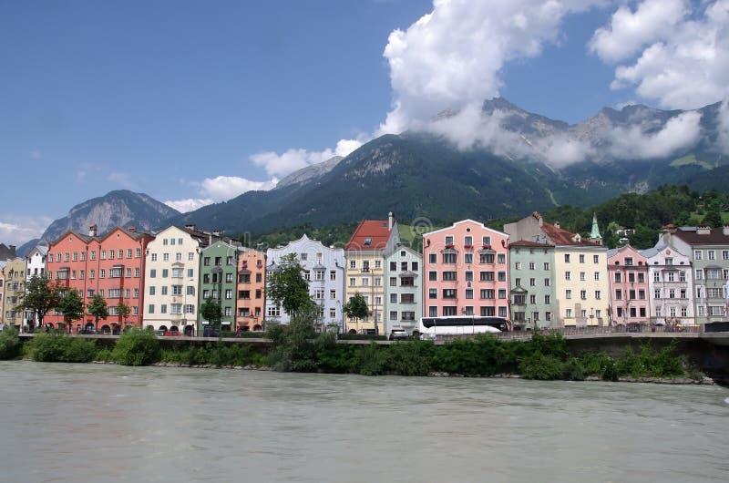 因斯布鲁克-奥地利 免版税库存图片