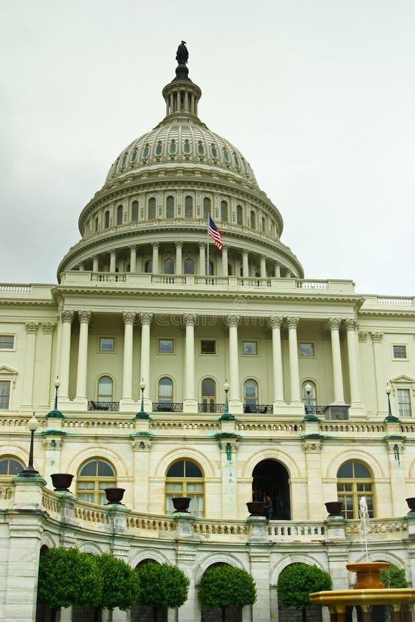 团结的国会大厦状态 库存图片