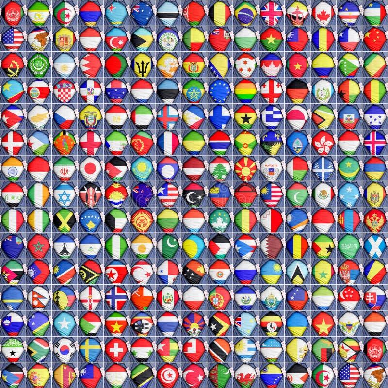 团结的国家 免版税库存照片
