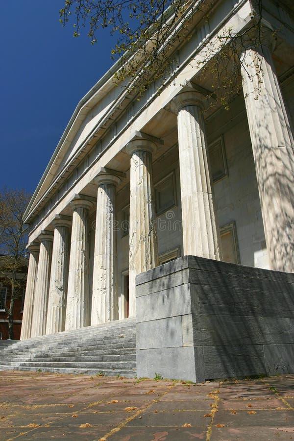 团结的银行费城第二个状态 图库摄影