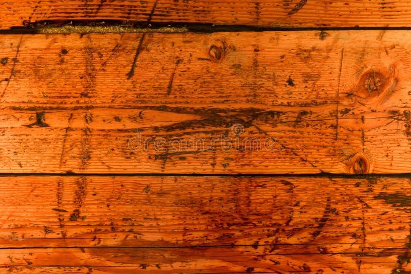 困厄的木板条背景 库存照片
