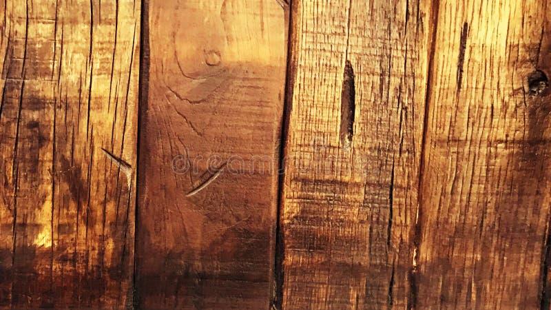 困厄的木纹理, Youtube海峡艺术横幅 库存图片