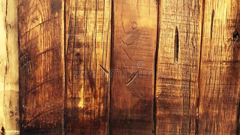 困厄的木纹理, Youtube海峡艺术横幅 免版税库存图片