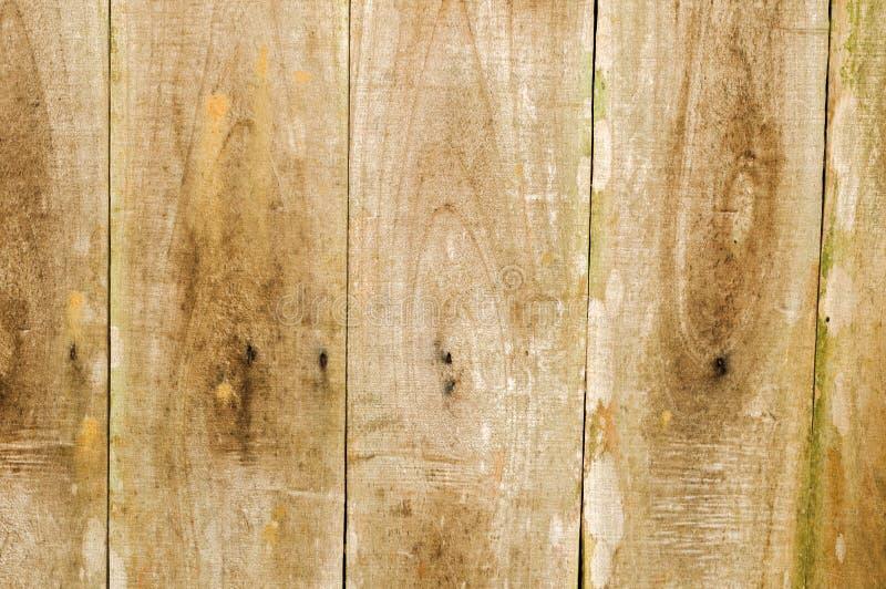 困厄的老木板条上背景 免版税库存照片
