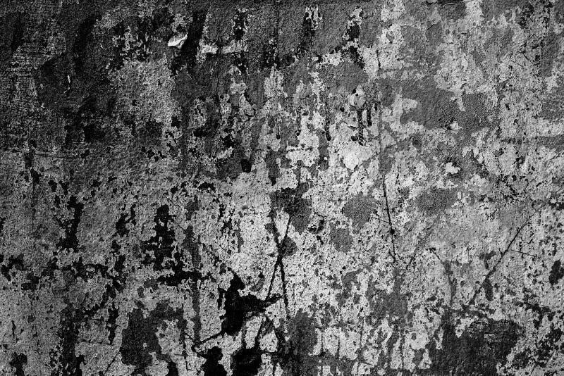 困厄纹理 被抓的墙壁样式 免版税图库摄影