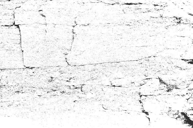 困厄老破裂的混凝土墙纹理 免版税库存照片