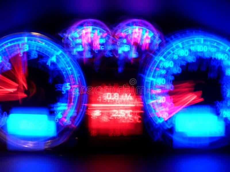 困speedfreak 免版税图库摄影
