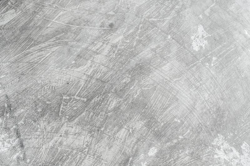 围住混凝土,灰色具体背景墙纸干净的水泥表面纹理  皇族释放例证