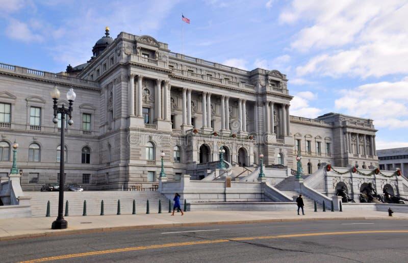 国会图书馆,华盛顿特区,美国 库存图片