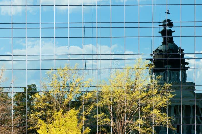 国会大厦卡罗来纳州南状态 库存图片