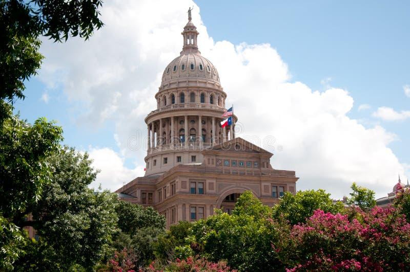 国会大厦得克萨斯 免版税图库摄影