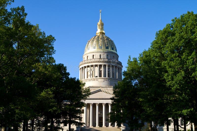 国会大厦状态西方的弗吉尼亚 免版税图库摄影