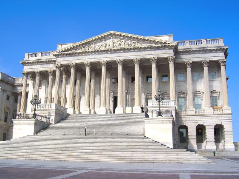 国会大厦 免版税库存图片