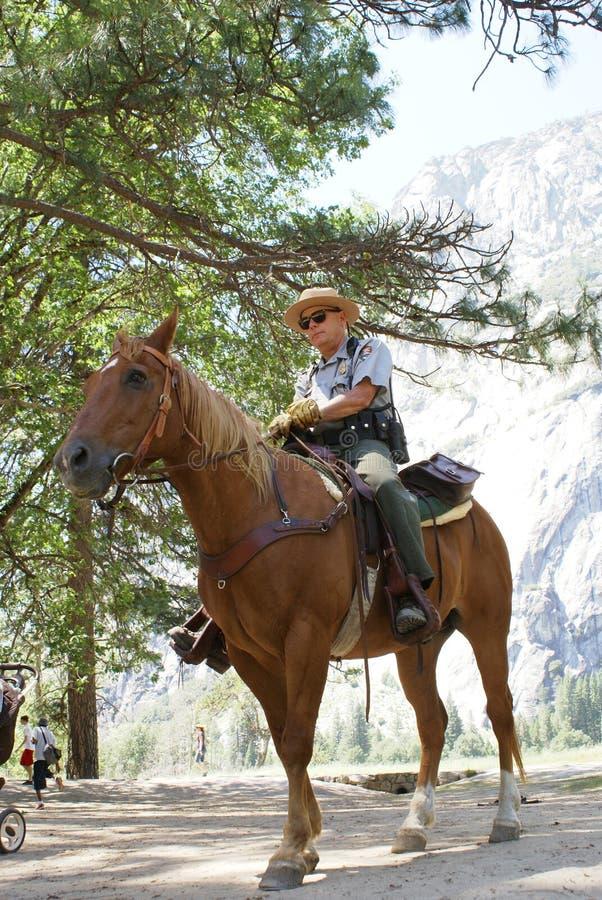 国家公园别动队员优胜美地