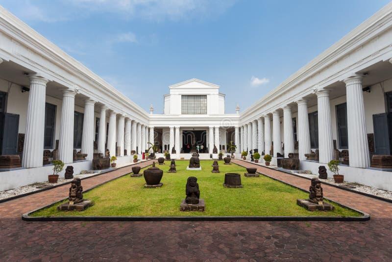 国家博物馆印度尼西亚 免版税图库摄影