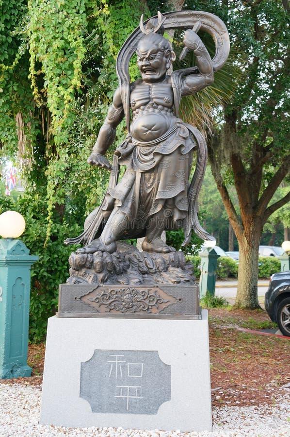 国家历史文物佛罗里达:堡垒卡斯蒂略de圣马科斯 库存图片