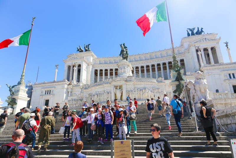国家历史文物罗马 库存照片
