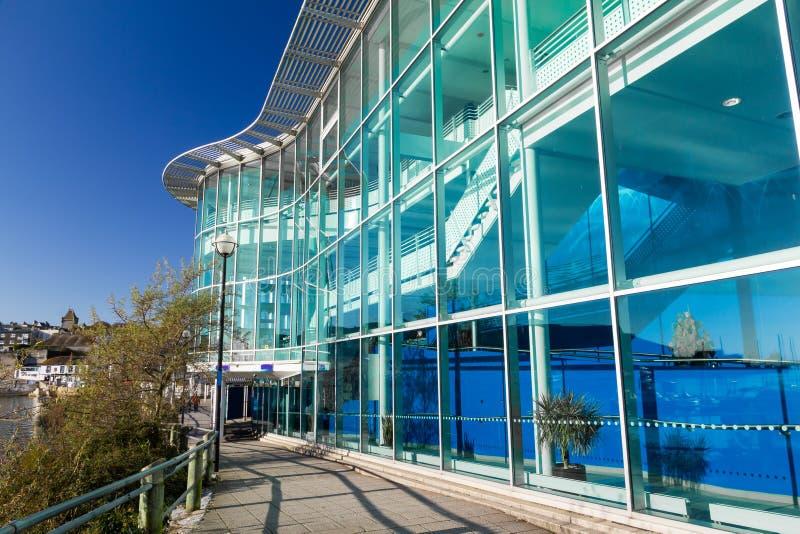国家海洋水族馆 免版税库存图片
