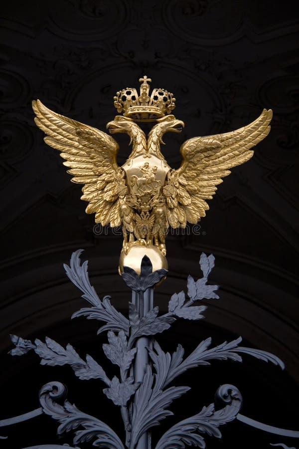 国家老俄国符号 库存图片