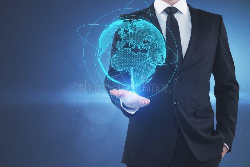 国际企业概念 免版税图库摄影