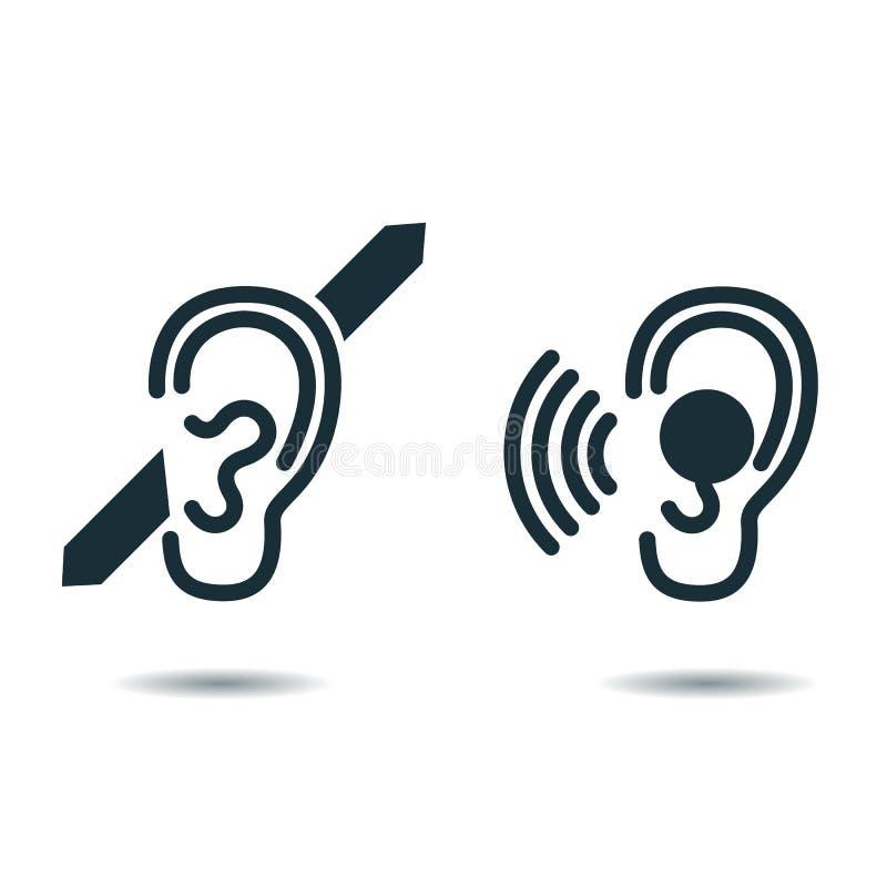 国际天聋 向量例证