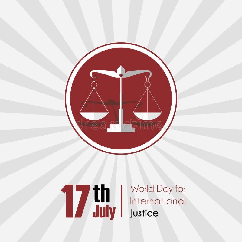 国际正义的世界天 皇族释放例证