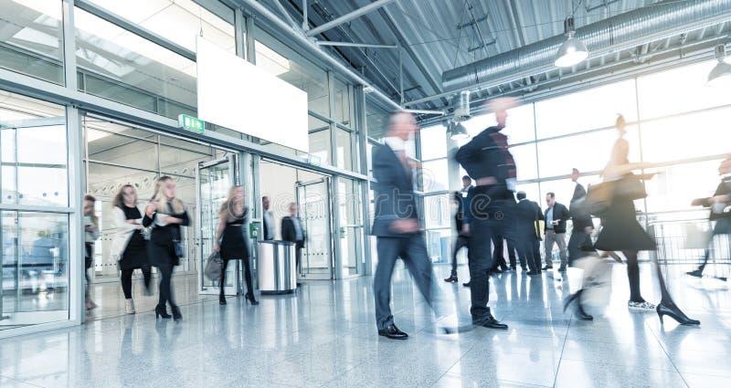 国际贸易市场在德国开始 图库摄影