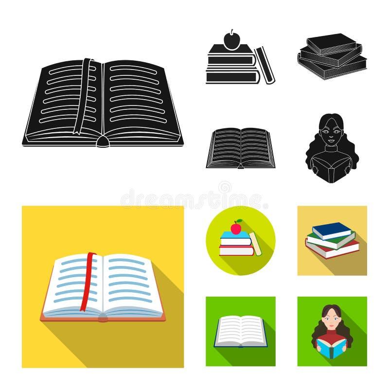 图书馆和课本象的传染媒介例证 图书馆和学校股票的传染媒介象的汇集 皇族释放例证